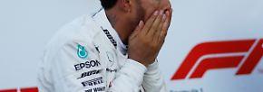 Die Formel-1-Saison in Bildern: Wie Hamilton zum fünften Mal Weltmeister wurde
