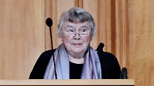 Lisbeth Palme (1931-2018)