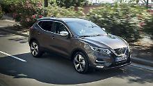 Sein Facelift hat der Nissan Qashqai bereits erhalte, jetzt gibt es einen neuen Benzinmotor.