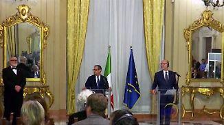 Italiens Populisten gehen auf Konfrontation: EU lehnt erstmals einen nationalen Haushalt ab