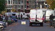 Filmreife Verfolgungsjagd in Berlin: Maskierte knacken Geldtransporter, schießen auf Polizei