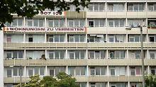 Eine seltene Botschaft, besonders in den Großstädten Deutschlands, in denen der Wohnraum immer knapper wird.