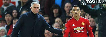 United-Krise, Fluch, Kleinkriege: Mourinho kämpft um seine Karriere