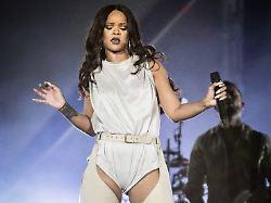 Rassismus-Kontroverse: Rihanna will nicht beim Superbowl singen