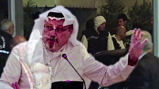 """Eskalierter Streit"" in Istanbuler Konsulat?: Saudi-Arabien gibt Tod Khashoggis zu"