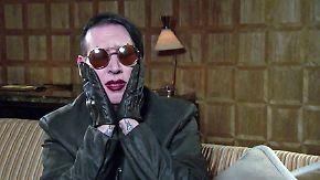 Promi-News des Tages: Marylin Manson verkauft sich selbst als Dildo