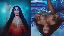 Mutter Gottes oben ohne: Ach du heilige Kim Kardashian