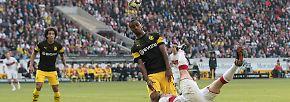 VfB Stuttgart - Borussia Dortmund 0:4 (0:3)