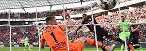Bayer Leverkusen - Hannover 96 2:2 (1:1)