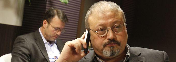 """USA kündigen Sanktionen an: Khashoggi-Tötung """"schlecht ausgeführt"""""""
