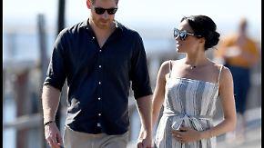 Promi-News des Tages: Schwangere Herzogin Meghan nimmt sich Auszeit