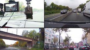 n-tv Ratgeber: Welche Dashcams überzeugen im Praxistest?