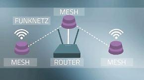 n-tv Ratgeber: Drei Repeater-Systeme im Test