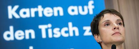 Verdacht auf Meineid: Frauke Petry muss vor Gericht