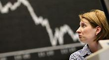 Angst vor Konjunkturabkühlung: Dax sackt auf Zwei-Jahres-Tief ab