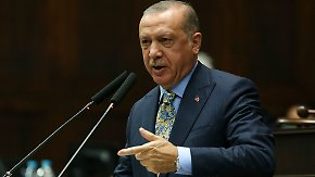 "Klare Forderungen an Saudi-Arabien: Erdogan nennt Tod von Khashoggi ""Mordkomplott"""