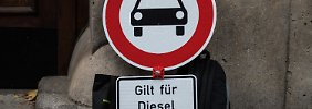 Zu hohe Luftschadstoffwerte: Mainz muss mit Dieselfahrverbot rechnen