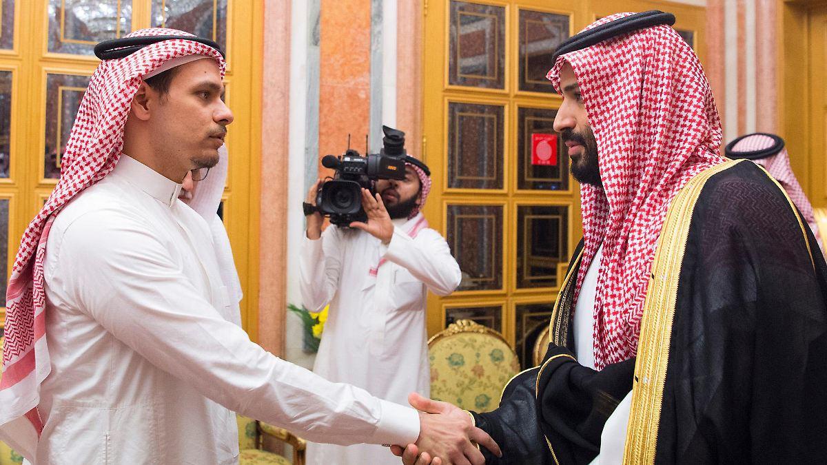 Khashoggis Sohn verlässt Saudi-Arabien