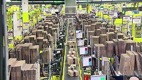 Investoren enttäuscht: Amazon verelffacht Gewinn, Umsatz steigt deutlich