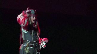 Promi-News des Tages: Disney schickt Johnny Depp über die Planke