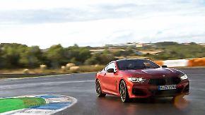 Erinnerung an eine Legende: BMW protzt den 8er zum reinrassigen Sportwagen