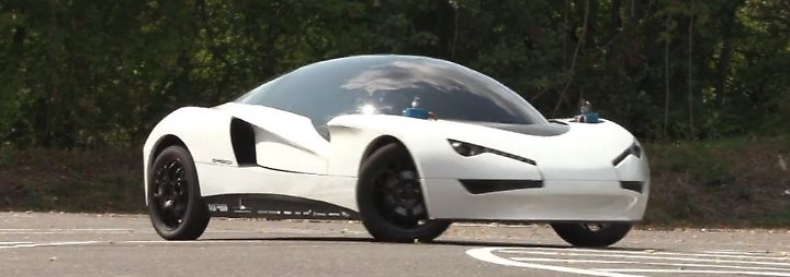 """Alternative Antriebe im Fokus: """"Speedy"""" ersetzt Lenkrad durch Joysticks"""