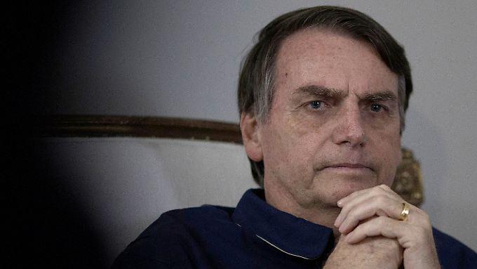 Jair Bolsonaro gewinnt Stichwahl: Radikaler Rechtspopulist wird neuer Präsident Brasiliens