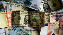 Online-Wechselstube für Devisen: So machen Urlauber ihr Restgeld flüssig