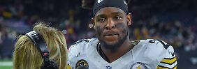 Le'Veon Bells NFL-Gehaltsstreik: Wenn das eigene Team scheißegal scheint