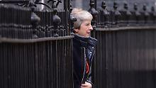 Aufschwung bei Brexit-Gesprächen: Parlament segnet Mays Haushaltspläne ab