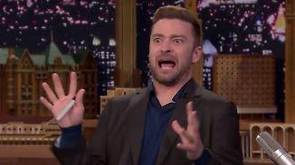 """Promi-News des Tages: """"Bären-Attacke"""" raubt Justin Timberlake die Stimme"""