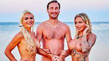 """""""Adam sucht Eva"""" - der Auftakt: """"Erregt es euch, wenn wir nackt sind?"""""""
