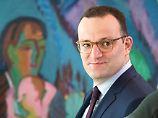 """""""Ziel müssen 40 Prozent sein"""": Spahn plant die Zukunft der CDU"""