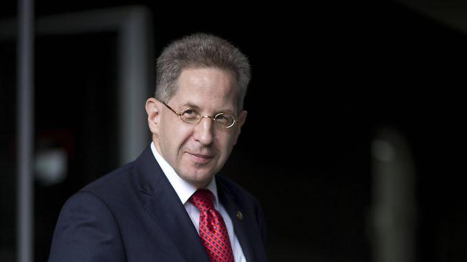 Hans-Georg Maaßen verliert sein Amt als Verfassungsschutzchef.