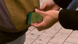 Diebstahl durch die Tasche: Wie Betrüger Kreditkartendaten per App klauen