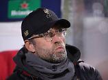 Das Lachen ist Jürgen Klopp nach der Pleite gegen Belgrad vergangen.