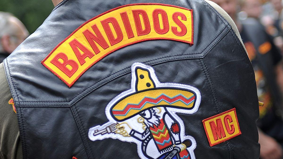 """Polizei fasst mehrere """"Bandidos"""""""