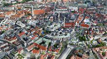 Städteranking für Deutschland: München top - Ruhrgebiet bereitet Sorge