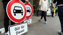 Ab April 2019: Fahrverbote bald auch in Köln und Bonn