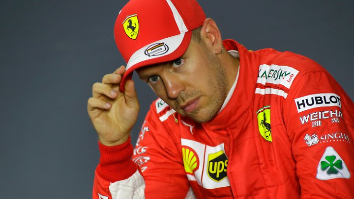 Vettel will im nächsten Jahr im Auto seiner Träume angreifen.