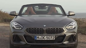 Comeback eines Kurvengierigen: So fährt sich der neue BMW Z4