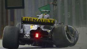 PS - Formel 1: Brasilien - Das 2. Freie Training