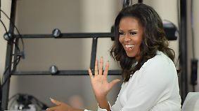 Intime Einblicke und Trump-Kritik: Michelle Obama rechnet in ihren Memoiren ab