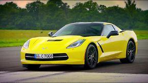 Top Gear: Chevrolet Corvette Stingray
