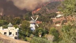 """""""Mir fehlen die Worte"""": Gottschalk-Villa bei Bränden in Kalifornien vollständig zerstört"""