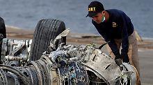 Tödliche Fehlfunktion an Bord?: Boeing soll Piloten nicht informiert haben