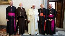 Maßnahmen gegen Missbrauch: Papst verbietet US-Bischöfen Abstimmung