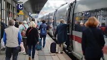 Mehr Geld zurück bei Verspätung: EU will Rechte von Bahnfahrern stärken