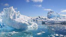 Erstmals sprechen Forscher von einem Ozonloch über der Arktis.