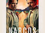 """I kill you before you kill me"": Diego Luna und Michael Peña über ""Narcos"""